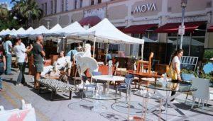 The Sunday Lincoln Road Antique & Collectible Market - Miami